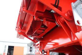 Hydraulic locking system