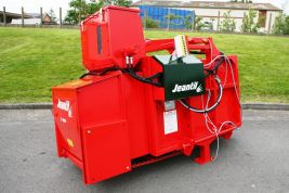 Mixer hopper 150 L with spacer 0.30 m